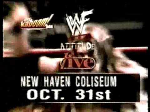 WWF Metal 10/16/99 1/3