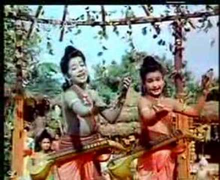 Lava Kusa Old  Telugu Movie Song - Classic video