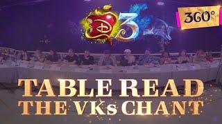 Download lagu VK Chants with the D3 Cast!   Behind the Scenes   Descendants 3