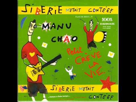 Manu Chao - 100000 Remords