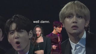 Download Lagu sunmi & taemin's collab stage except bts is reacting to them Gratis STAFABAND