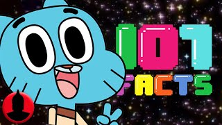 107 Amazing World Of Gumball Facts YOU Should Know! (ToonedUp #30) @ChannelFred