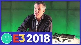 Greg Miller Meets Major Nelson - Gamespot Stage E3 2018
