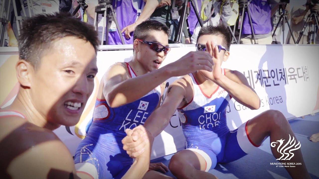 제6회 세계군인체육대회 영상