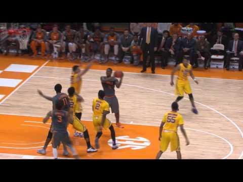 Tennessee Basketball Highlights - LSU (Feb. 20, 2016)