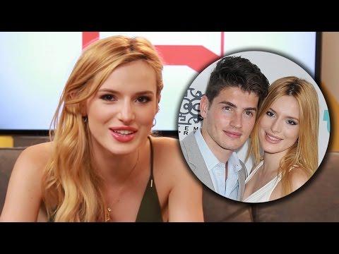 Bella Thorne Gushes About Boyfriend Gregg Sulkin & Talks Social Media