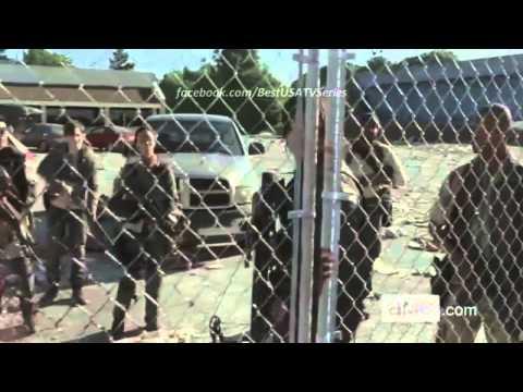 The Walking Dead Adelanto de la cuarta temporada