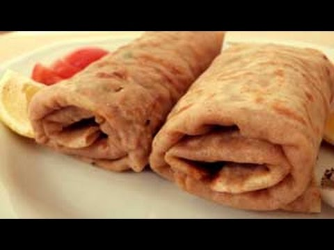 Турецкий мясной пирог рецепт - Хлеб с мясным фаршем