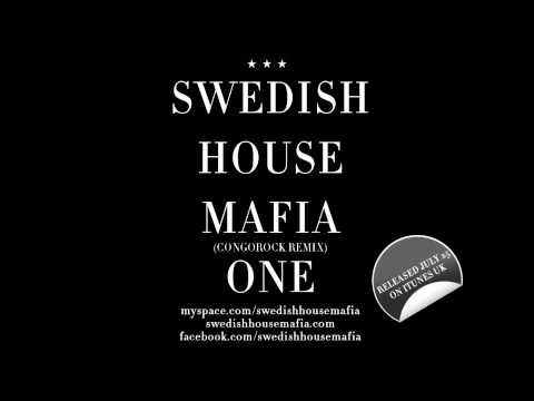 Swedish House Mafia - One (Congorock Remix)