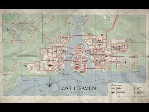 Секреты игры Mafia: The City of Lost Heaven