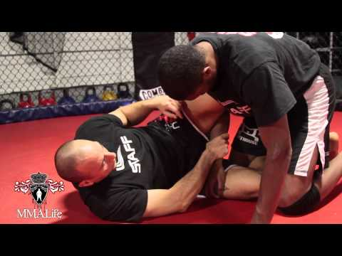 Advanced Grappling: Half Guard to Triangle Choke