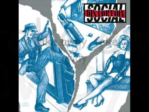 Social Distortion - Ball And Chain (lyrics)