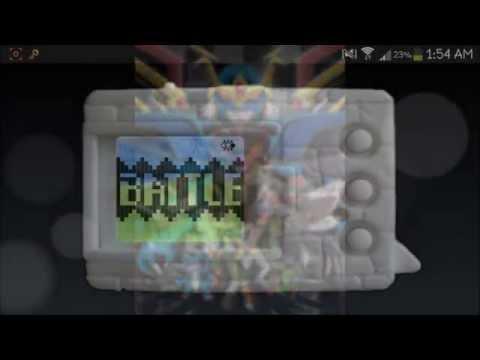 * Digimon Unlimited online battle video 10 *