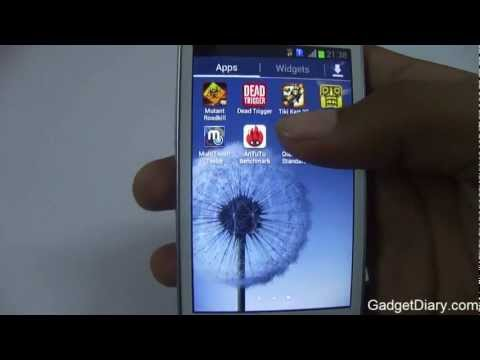 Samsung S Duos Gaming Review - Action & Racing Game Test