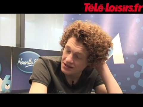 Image video Benjamin (Nouvelle Star) :