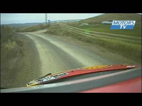 WRC New-Zealand Day 2 Hirvonen and Solberg