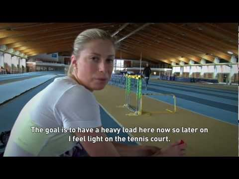 GoPro - Andrea Hlavackova - Fitness Training Part 2