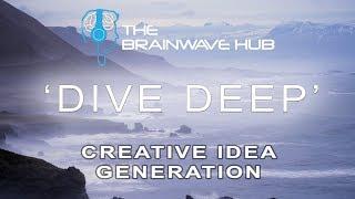 Creative Thinking Visualisation Idea Generation For Art Writing Invention Binaural Beats