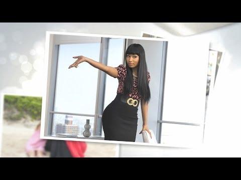 Der Look von Nicki Minaj als
