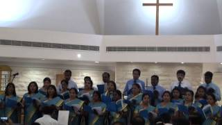 CSI Tamil Parish Choir Special Songs - Song 5 - Tamil - Neer Thantha Intha Vazhvu