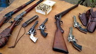 Cowboy Action Guns