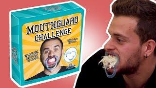 MOUTHGUARD CHALLENGE - Gülmeme Kapışması