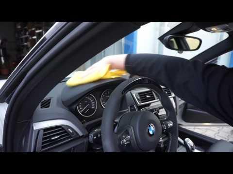 BMW Innenraum Reinigung in 20 Minuten