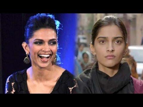 Deepika Padukone BACK FIRES on Sonam Kapoor