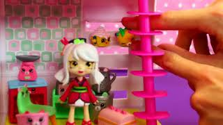 NEW Shopkins HAPPY PLACES Home Dollhouse Petkins Surprise Blind Bags & Shoppies Dolls Collection