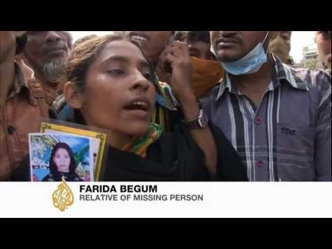 Bangladesh holds funerals for garment workers