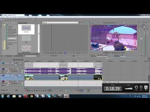 Como Editar Videos Con Sony Vegas Pro 13