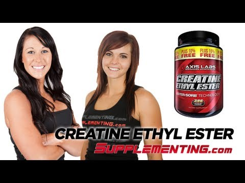 Axis Labs Creatine Ethyl Ester Reviews - Supplementing.com