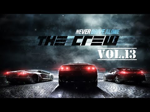Vol.13 実況『THE CREW』 I have tourism Los Angeles part1