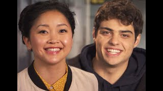 To All the Boys: P.S. I Still Love You: On Set With Heartthrobs Noah Centineo & Lana Condor!