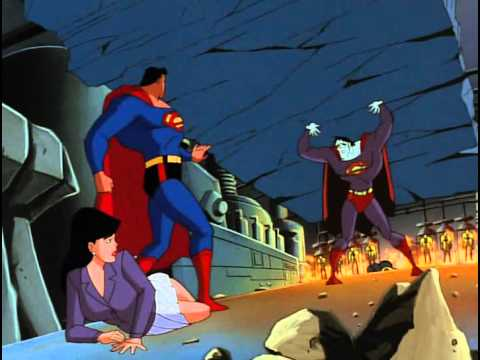 Identity Crisis - Bizarro learns who he is
