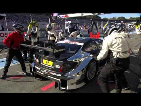 DTM Final Hockenheim 2014 - Race highlights