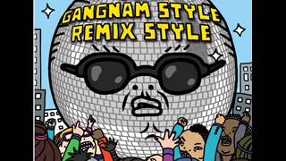 Video Gangnam Style (ft. 2 Chainz & Tyga) PSY