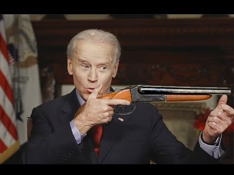 Joe Biden's Double Barrel Shotgun: The SitRep