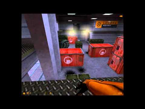 Half-Life Walkthrough: Lambda Core Part 1