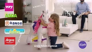 FEBER My Lovely Unicorn 12V. UK