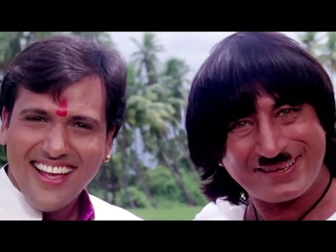 Govinda Shakti Kapoor Raja Babu - Comedy Scene 421