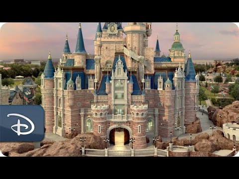 Shanghai Disneyland Resort Opens June 16   Disney Parks