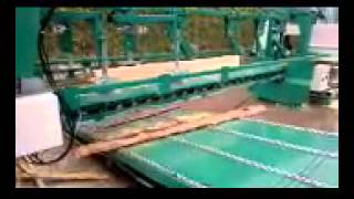 Wood Mizer SPL 2 SMART LOG PROCESS 2