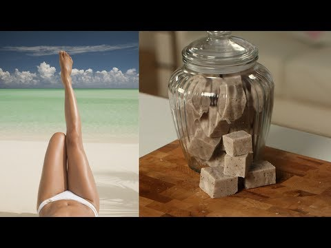 A DIY Firming Body Scrub That Smooths and Tones | DIY Beauty | Beauty How To
