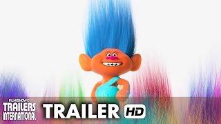 TROLLS Trailer Oficial Dublado - Animação de Dreamworks [HD]