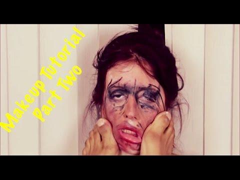 Makeup Tutorial Fail Part 2