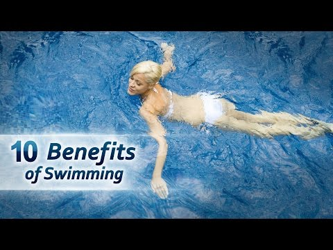 Top 10 Benefits of Swimming - Health Tips