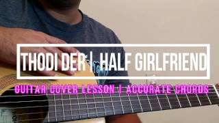 download lagu Thodi Der  Half Girlfriend  Farhan Saeed  gratis