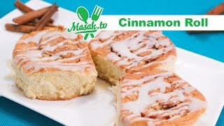 Cinnamon Roll | Patiseri #028