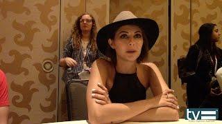 Willa Holland Interview - Arrow Season 4